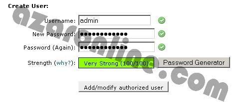 ایجاد رمز عبور برای یک پوشه در cpanel