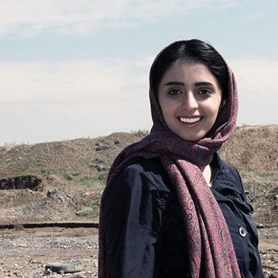 تیم آذر آنلاین -الناز حیدران مقدم
