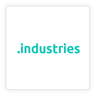 ثبت دامنه .industries, خرید دامنه .industries, دامنه .industries