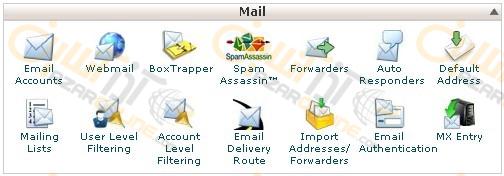 نحوه ایجاد ،مدیریت و کار با ایمیل در cPanel