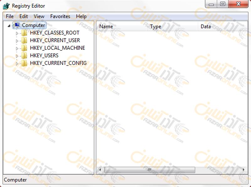 تغییر پورت remote desktop در ویندوز سرور 2003