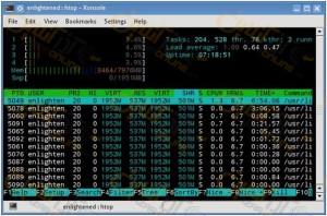 بررسی مقدار رم استفاده شده در سرور لینوکس