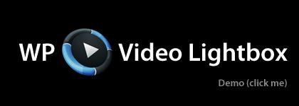 افزونه ایجاد لایت باکس ویدئو وردپرس WP Video Lightbox