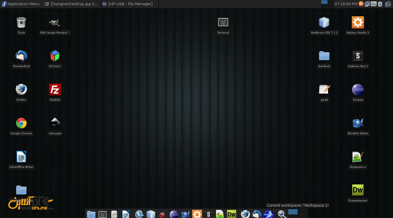 معرفی لینوکس توزیع Fedora Core