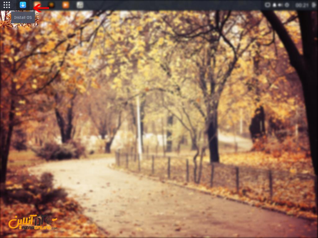 نصب لینوکس Solus - نصب