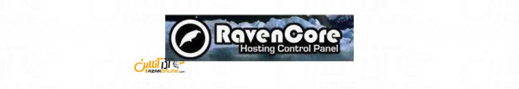 10 کنترل پنل رایگان وب هاست در لینوکس - لوگو Ravencore
